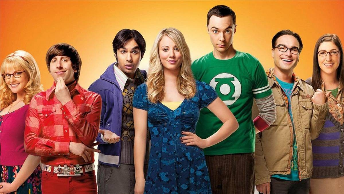 """The Big Bang Theory"" se transmitirá exclusivamente en HBO Max"